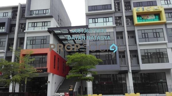 Shop For Sale in CBD Perdana 3, Cyberjaya Freehold Unfurnished 1R/2B 2.2m