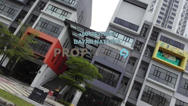 Shop For Rent in CBD Perdana 3, Cyberjaya Freehold Unfurnished 1R/2B 5k
