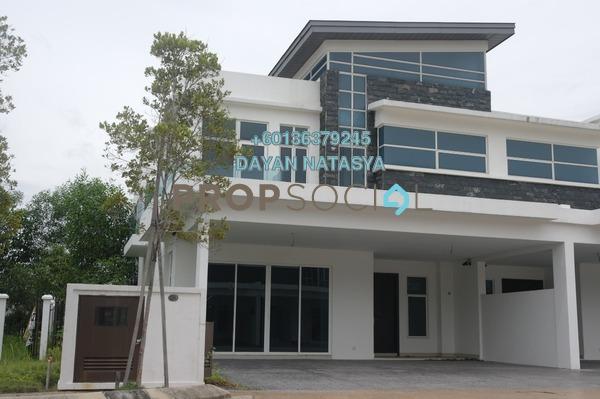Semi-Detached For Sale in My Diva Homes, Cyberjaya Freehold Semi Furnished 6R/6B 1.7m