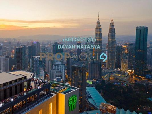 Condominium For Rent in Banyan Tree, KLCC Freehold Fully Furnished 2R/2B 7.5k