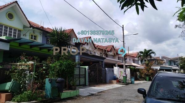 Terrace For Sale in Taman Tasik Menjalara, Bandar Menjalara Freehold Semi Furnished 8R/5B 900k
