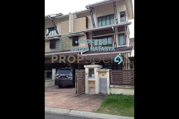 Semi-Detached For Sale in Hijauan Residence, Batu 9 Cheras Freehold Semi Furnished 5R/4B 1.3m