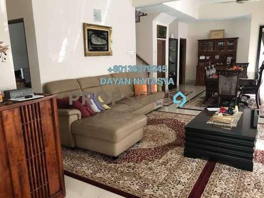Semi-Detached For Rent in Precinct 15, Putrajaya Freehold Semi Furnished 5R/4B 3.45k