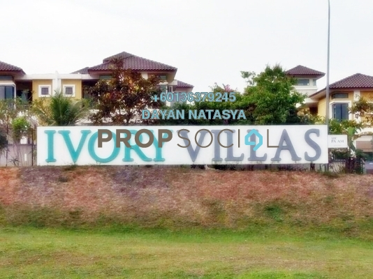 Semi-Detached For Sale in Ivory Villas, Mantin Freehold Semi Furnished 7R/7B 995k