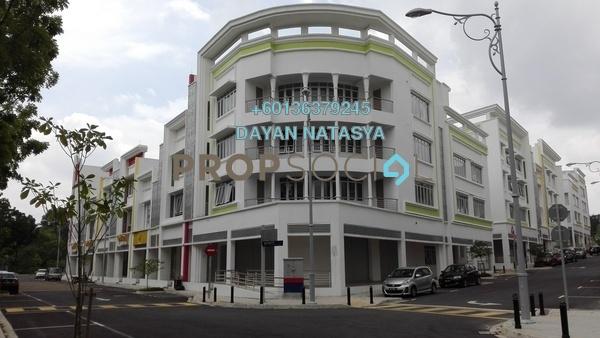 Shop For Rent in Precinct 15, Putrajaya Freehold Unfurnished 1R/2B 1.5k