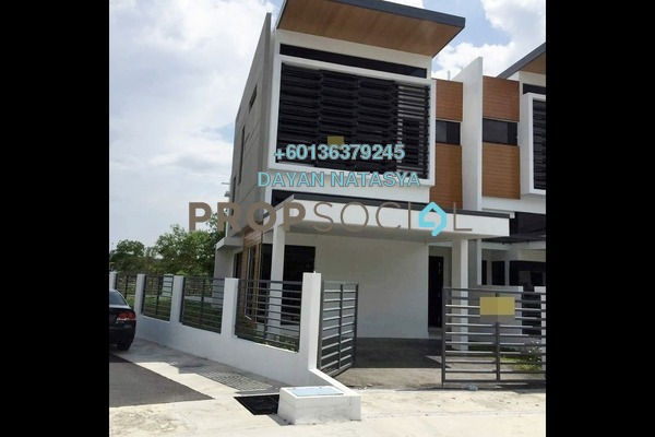 Superlink For Sale in TTDI Grove, Kajang Freehold Unfurnished 4R/4B 900k