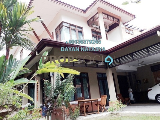 Semi-Detached For Sale in Beverly Heights, Ukay Freehold Semi Furnished 4R/5B 1.85m