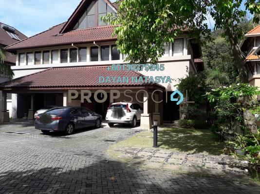 Semi-Detached For Sale in Bukit Kiara Residences, Sri Hartamas Freehold Semi Furnished 6R/6B 3.3m