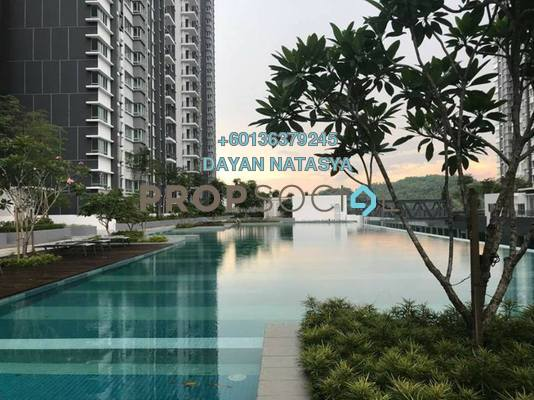 Serviced Residence For Rent in Savanna Executive Suites, Southville City Freehold Unfurnished 3R/2B 1k