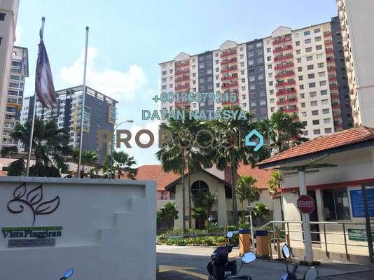 Apartment For Sale in Vista Pinggiran, Bandar Putra Permai Freehold Fully Furnished 3R/2B 280k
