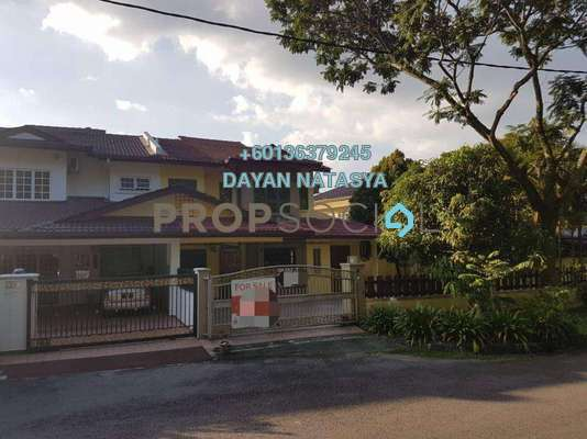 Terrace For Sale in Section 9, Kota Damansara Freehold Semi Furnished 5R/3B 1.15m