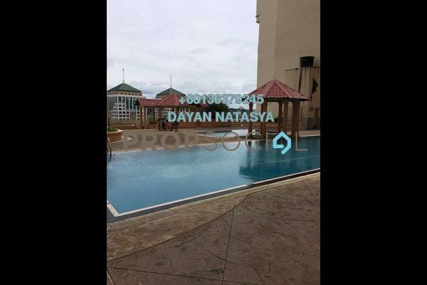 Condominium For Sale in Serdang Skyvillas, Seri Kembangan Freehold Semi Furnished 3R/2B 250k