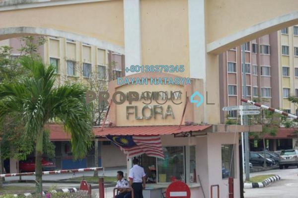 Apartment For Sale in Desaminium Flora, Bandar Putra Permai Freehold Unfurnished 3R/2B 200k