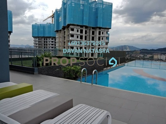 Duplex For Sale in 3 Towers, Ampang Hilir Freehold Semi Furnished 1R/2B 859k