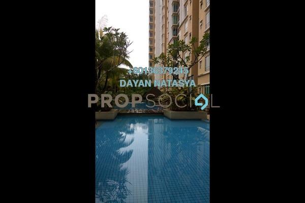 Condominium For Sale in Villa Park, Seri Kembangan Freehold Semi Furnished 4R/2B 430k