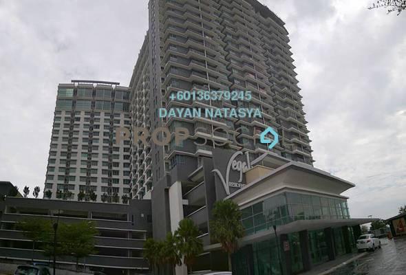 Serviced Residence For Rent in Vega Residensi, Cyberjaya Freehold Fully Furnished 3R/2B 1.8k