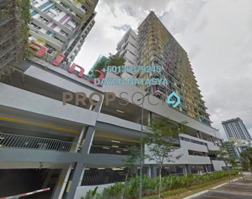 Condominium For Rent in The Domain, Cyberjaya Freehold Semi Furnished 2R/2B 1.2k
