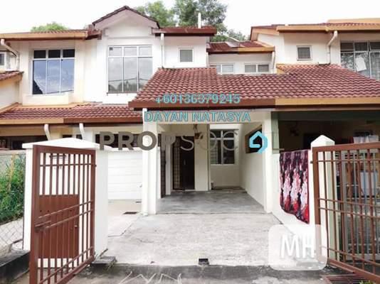 Terrace For Sale in Peak 208, Kajang Freehold Semi Furnished 3R/2B 490k