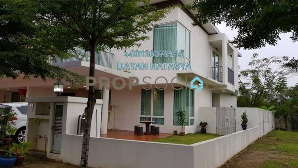 Semi-Detached For Sale in Cassia @ Garden Residence, Cyberjaya Freehold Semi Furnished 5R/5B 1.8m