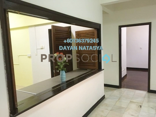 Townhouse For Rent in Puteri Palma 2, IOI Resort City Freehold Semi Furnished 3R/2B 1.85k
