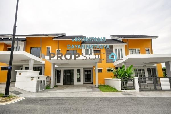 Superlink For Sale in Precinct 11, Putrajaya Freehold Unfurnished 5R/6B 1.19m