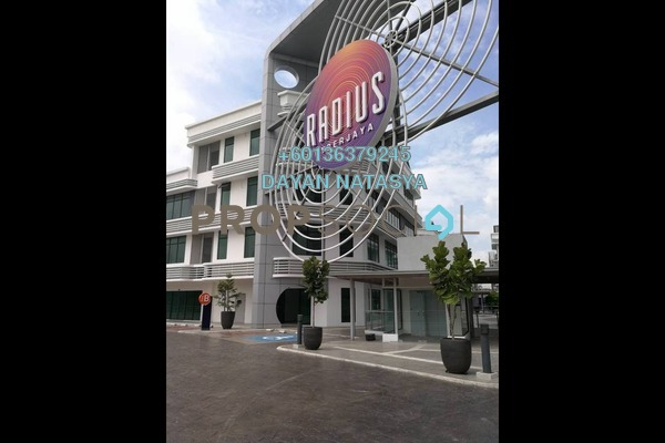 Office For Rent in Radius Business Park, Cyberjaya Freehold Unfurnished 1R/0B 1.5k