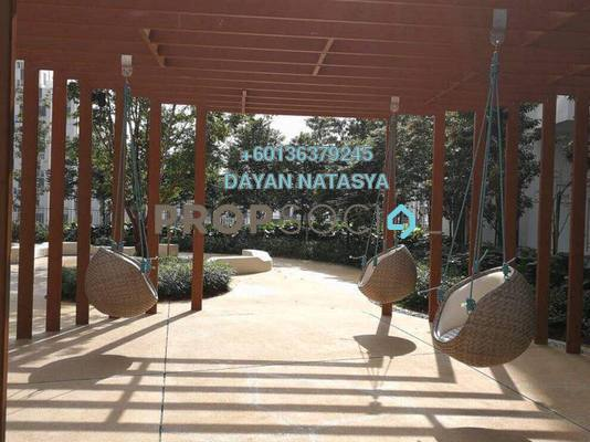 Serviced Residence For Rent in Eclipse Residence @ Pan'gaea, Cyberjaya Freehold Fully Furnished 3R/2B 2.2k
