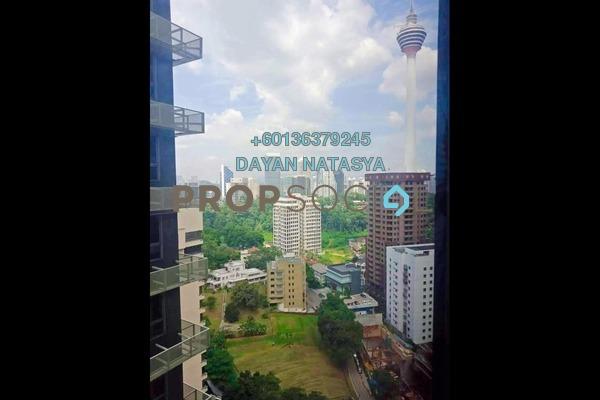 Condominium For Sale in Laman Ceylon, Bukit Ceylon Freehold Fully Furnished 2R/2B 1m
