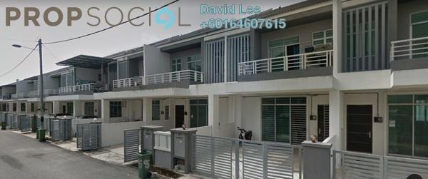 Terrace For Sale in Taman Seri Merbau, Penang Freehold Unfurnished 4R/3B 545k