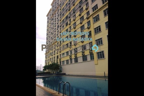 Condominium For Sale in South City Plaza, Seri Kembangan Freehold Fully Furnished 3R/2B 300k