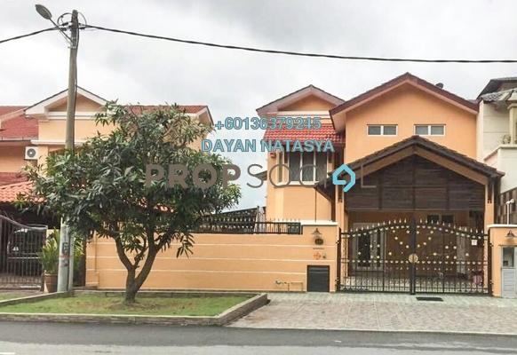 Semi-Detached For Sale in Ukay Perdana, Ukay Freehold Semi Furnished 4R/4B 1.9m