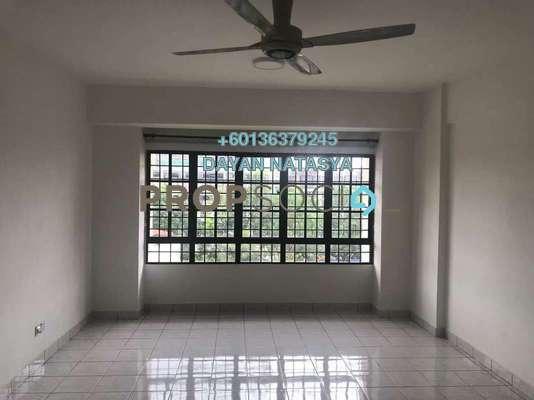 Condominium For Sale in Bayu Tasik 1, Bandar Sri Permaisuri Freehold Semi Furnished 3R/2B 390k