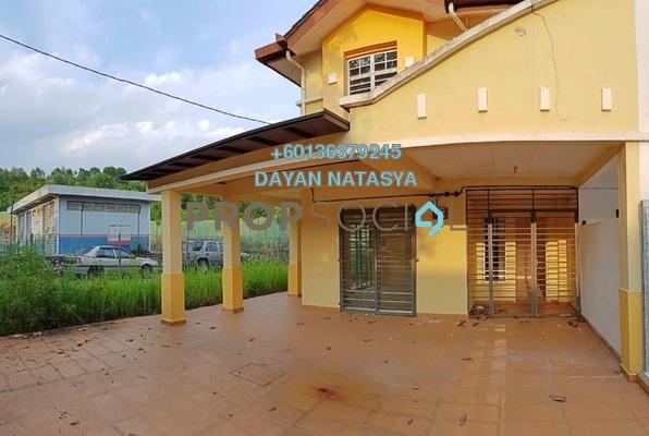 Terrace For Sale in Taman Ukay Bistari, Ukay Freehold Unfurnished 4R/3B 850k