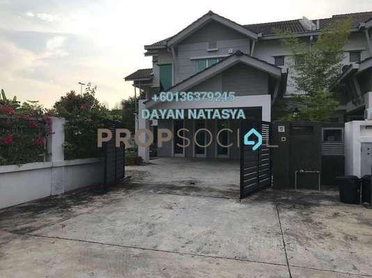Superlink For Sale in TTDI Grove, Kajang Freehold Semi Furnished 5R/5B 995k