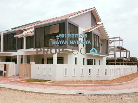 Terrace For Sale in Kampung Padang Jawa, Shah Alam Freehold Unfurnished 4R/3B 576k