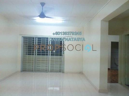 Apartment For Sale in Paradesa Rustica, Bandar Sri Damansara Freehold Semi Furnished 3R/2B 470k