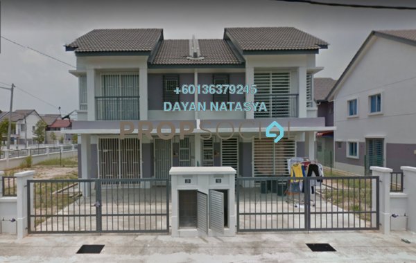 Semi-Detached For Sale in Sunway Alam Suria, Shah Alam Freehold Semi Furnished 4R/3B 430k
