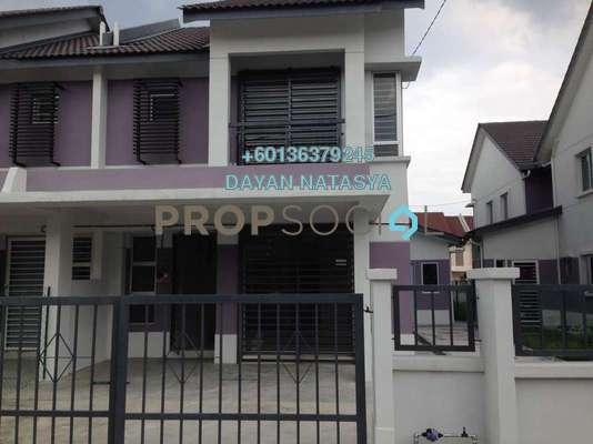 Semi-Detached For Sale in Sunway Alam Suria, Shah Alam Freehold Semi Furnished 4R/3B 450k