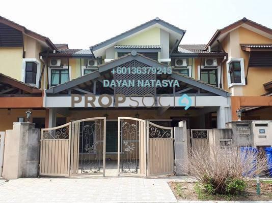 Superlink For Sale in Cassia, Denai Alam Freehold Semi Furnished 5R/4B 1m