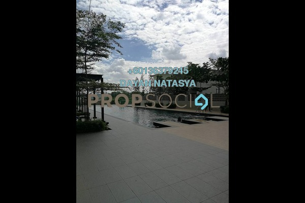 Condominium For Sale in 3Elements, Bandar Putra Permai Freehold Semi Furnished 2R/2B 360k