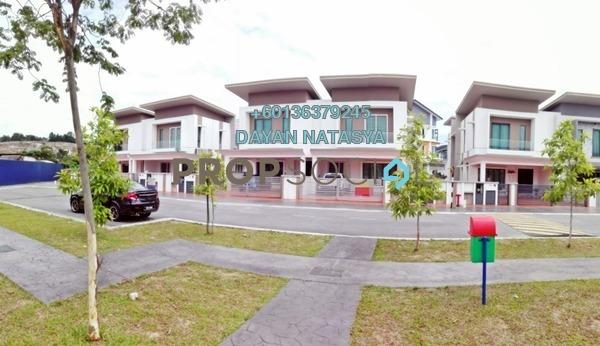 Semi-Detached For Sale in Taman Kantan Permai, Kajang Freehold Semi Furnished 5R/5B 1.15m