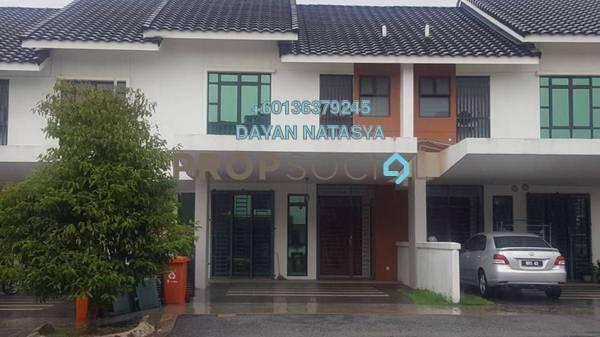 Superlink For Sale in Precinct 11, Putrajaya Freehold Semi Furnished 4R/3B 915k