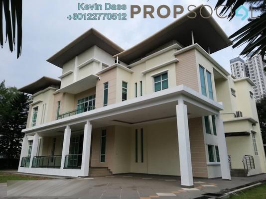 Bungalow For Rent in Diamond Hill, Putrajaya Freehold Semi Furnished 5R/6B 13k