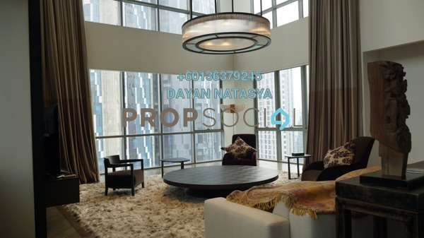 Condominium For Rent in The Meritz, KLCC Freehold Fully Furnished 6R/4B 15k