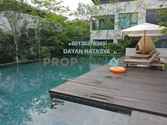 Bungalow For Sale in 10 Semantan, Damansara Heights Freehold Semi Furnished 7R/7B 4.5m