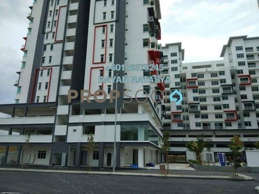 Condominium For Rent in Ehsan Residence, Putra Nilai Freehold Semi Furnished 3R/2B 1.4k