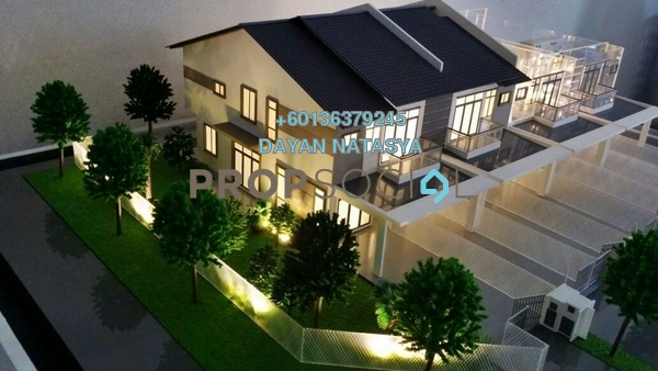 Townhouse For Sale in Alam Mewah, Shah Alam Freehold Unfurnished 3R/2B 391k