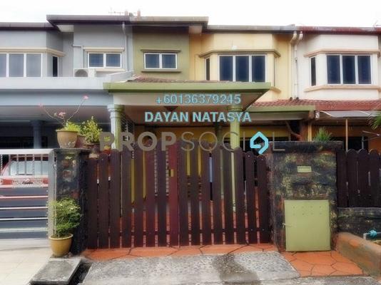 Terrace For Sale in Taman Sri Muda, Shah Alam Freehold Semi Furnished 4R/3B 550k
