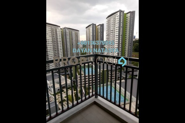 Apartment For Rent in PPA1M Pudina, Putrajaya Freehold Semi Furnished 3R/2B 1.4k