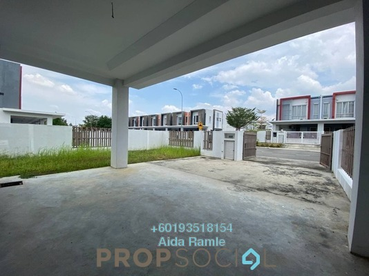 Terrace For Sale in Setia EcoHill, Semenyih Freehold Unfurnished 4R/3B 630k